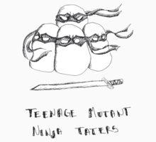 Teenage Mutant Ninja Taters T-Shirt