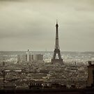 Paris by MaShusik