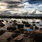 Burleigh Heads by D Byrne