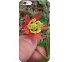 Unique Flower iPhone Case/Skin
