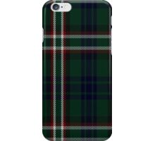 00545 Blackrock (Symmetrical) Tartan  iPhone Case/Skin