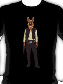 Star Wars Han Solo Hottest dog in empire T-Shirt