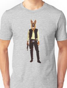 Han Solo Star Wars Dog Unisex T-Shirt