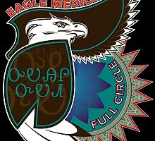 Eagle Medicine Full Circle 01 by DaleCody