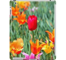 Tulips For Spring iPad Case/Skin