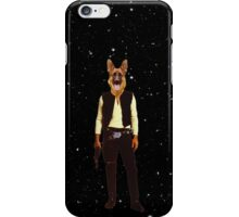 Star Wars Han Solo Hottest dog in empire iPhone Case/Skin