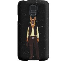 Han Solo Hottest dog in empire Samsung Galaxy Case/Skin