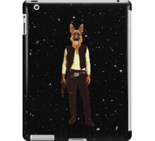 Star Wars Han Solo Hottest dog in empire iPad Case/Skin