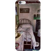 1930s Bedroom iPhone Case/Skin