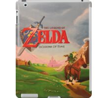 Legend of Zelda: Ocarina of Time iPad Case/Skin
