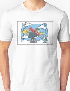 Takeoff! Unisex T-Shirt