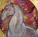 Spirit Horse by Lynnette Shelley
