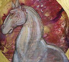 Spirit Horse by Lynnette Shelley