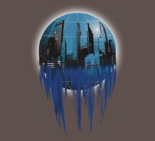 City Globe by Svetlana Sewell