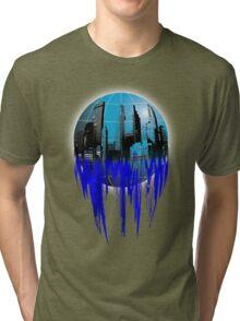 City Globe Tri-blend T-Shirt