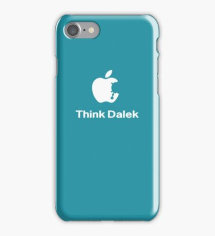Think Dalek  iPhone Case/Skin
