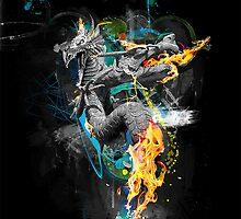 Dragon by rebeliarts
