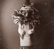 Hawk Doll by Carl  Onsae