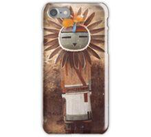 Sun Kachina iPhone Case/Skin