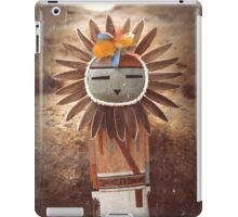 Sun Kachina iPad Case/Skin