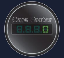 Care Factor Zero by Matt Simner