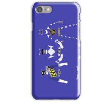 Power Rangers Blue Dino Rangers iPhone Case iPhone Case/Skin