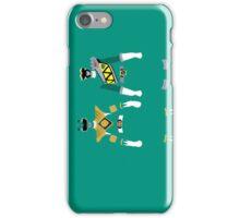 Power Rangers Green Dino Rangers iPhone Case iPhone Case/Skin