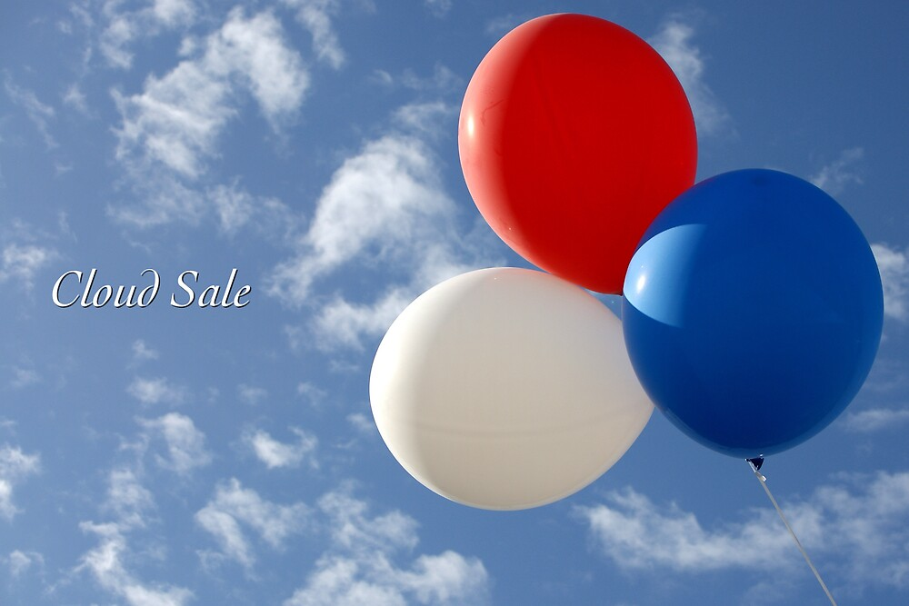 Cloud Sale by JpPhotos