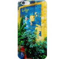LA PIZZA DEPOSE 1952 (CARD) iPhone Case/Skin
