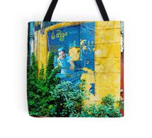 LA PIZZA DEPOSE 1952 (CARD) Tote Bag