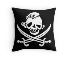 Goonies- Sloth Flag Throw Pillow