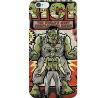The Infected Rick iPhone Case/Skin