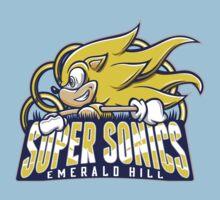 Super Sonics Kids Clothes