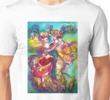 CARNIVAL DANCE Venetian Masquerade Ball Unisex T-Shirt