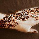 All that Glitters is Gold, Henna Tattoo Art by bajidoo
