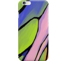 Abstract Fingers of Dawn iPhone Case/Skin