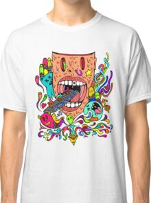 Feed Me Cup Cakes Classic T-Shirt