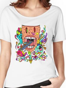 Feed Me Cup Cakes Women's Relaxed Fit T-Shirt