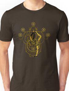 Sport series - hula gymnast  Unisex T-Shirt