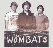 The Wombats Glitterbug by HailieElizabeth