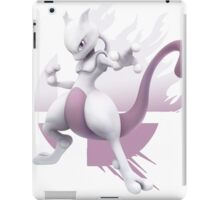 Mewtwo Super Smash Bros 3ds/wii u iPad Case/Skin