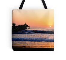 Imperial Beach Sunset Tote Bag