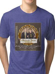 Shower Beer Tri-blend T-Shirt
