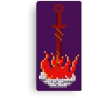 Bonfire! Canvas Print