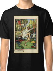Don Quixote of the Mancha retold by Judge Parry Illustrated by Walter Crane 1920 157 - Don Quixote Doing Pennance Classic T-Shirt