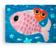 The Skyfish Legend Canvas Print