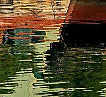 Windows on the sea by Barbara  Corvino
