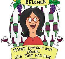 Linda Belcher! Alriiight! by minimumchampion