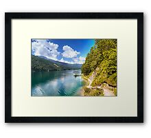 Weissensee Framed Print