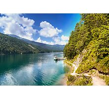 Weissensee Photographic Print